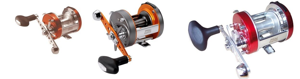 Abu Garcia Ambassadeur Classic Mag 6500 Multi Role Roll Norway Roll Reel