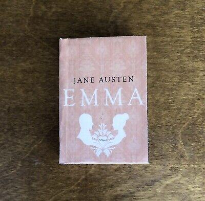 Mini books 1:3 Scale Jane Austen Trio for American Girl Samantha