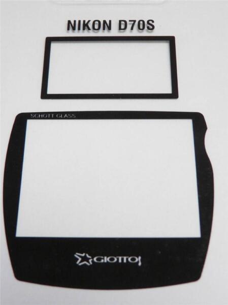 Giottos Nikon D70s Dslr Sp8202 Aegis Pro Verre Optique 12 Couche Protection écran