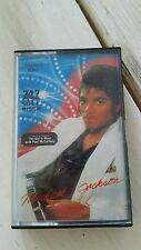 michael jackson Thriller tape cassette 747 records SOUL disco 8341 P. McCartney