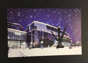 new concept cf134 a8aab Details about 2009 Toronto Maple Leaf & Raptors Christmas Card Vintage  Hockey Basketball ACC