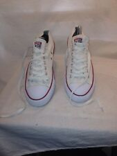Converse All Star Mens White Trainers Size Uk 9 Ref Ap01