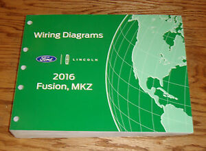 image is loading original-2016-ford-fusion-lincoln-mkz-wiring-diagrams-