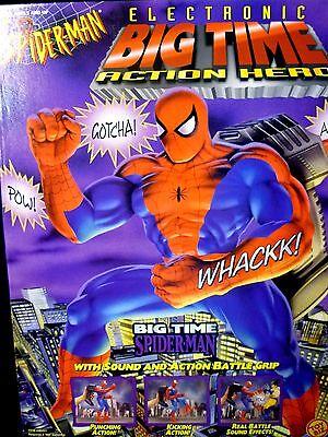 Spider-man Doppleganger Action Figure Spider-Wars New 1996 Marvel Amricons