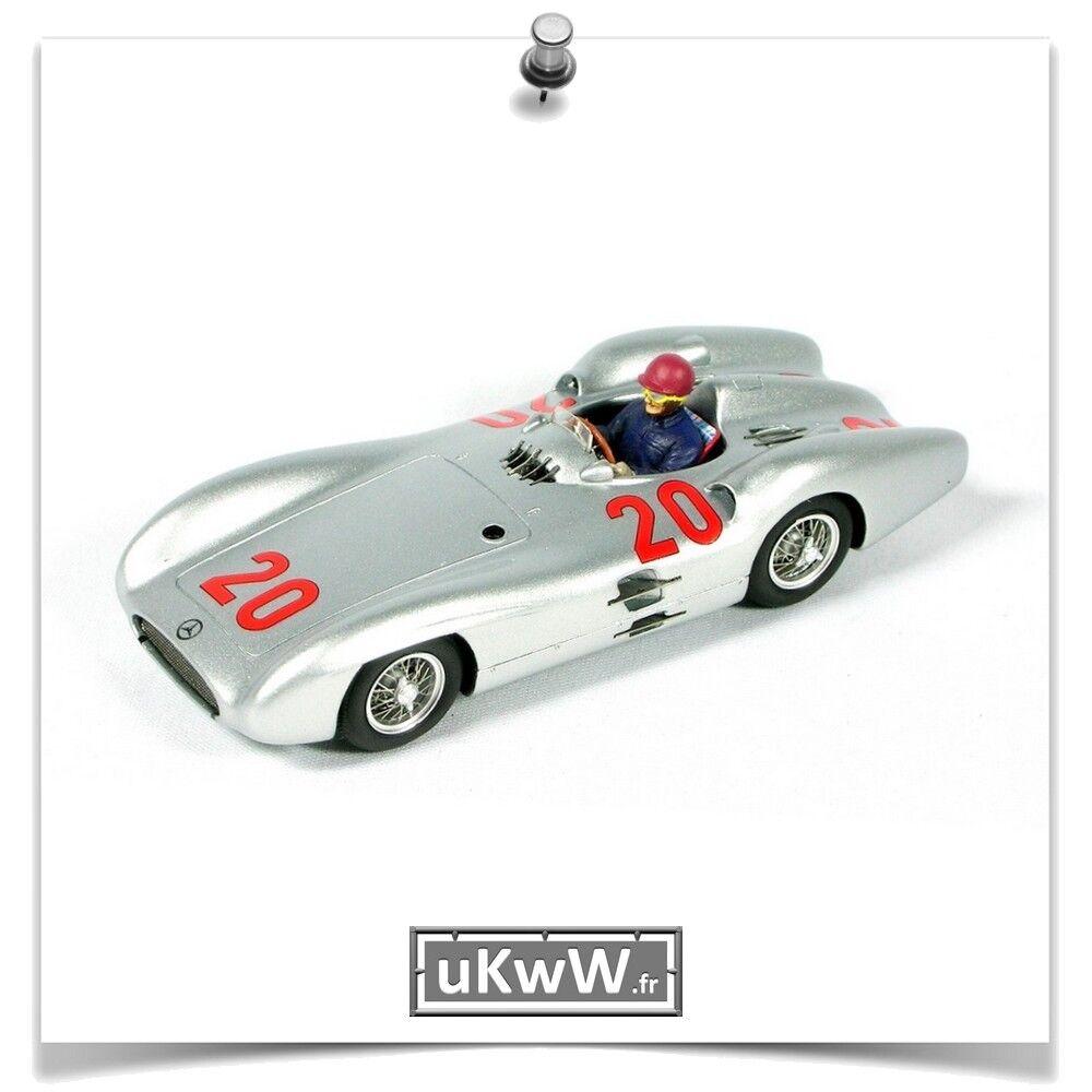 Spark  - Mercedes W 196 Karl Kling 1954