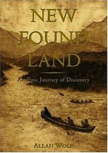 Very Good New Found Land Wolf Alan Book - Hereford, United Kingdom - Very Good New Found Land Wolf Alan Book - Hereford, United Kingdom