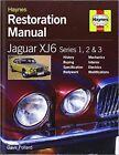 Restoration Manual Jaguar Xj6 Series 123 by Hardcover Book