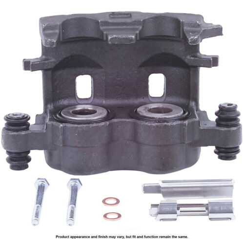 Disc Brake Caliper-Unloaded Caliper Rear Left Cardone 18-4749 Reman