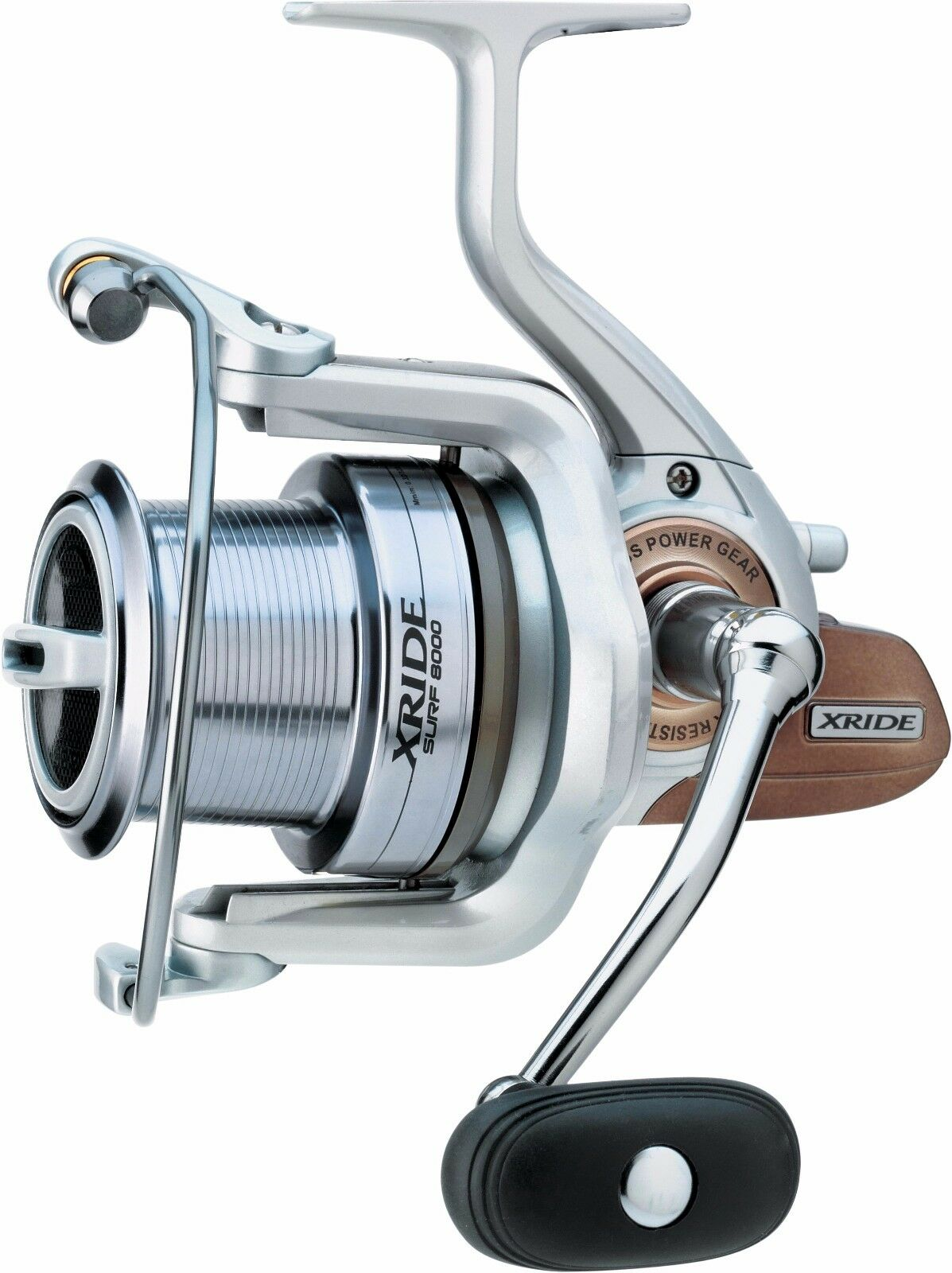 Range of five of the Surf latest Trabucco Surf the Casting reels Fixed Spool 51c6cc
