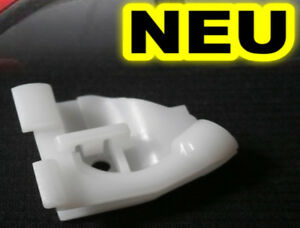 SCENIC I VORNE-RECHTS FENSTERHEBER REPARATUR GLEITSTÜCK RENAULT CLIO 2