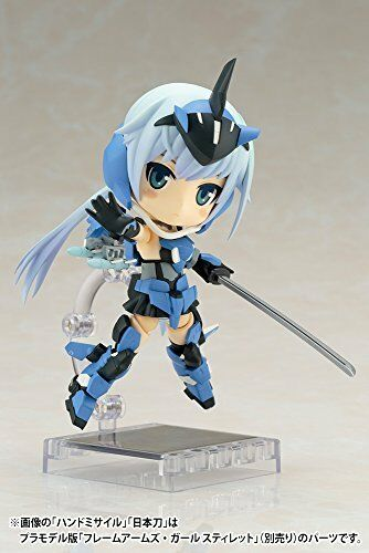 Cu-poche 36 36 36 FA FRAME ARMS Girl STYLET Figure BANDAI Kotobukiya NEW from Japan d627b8