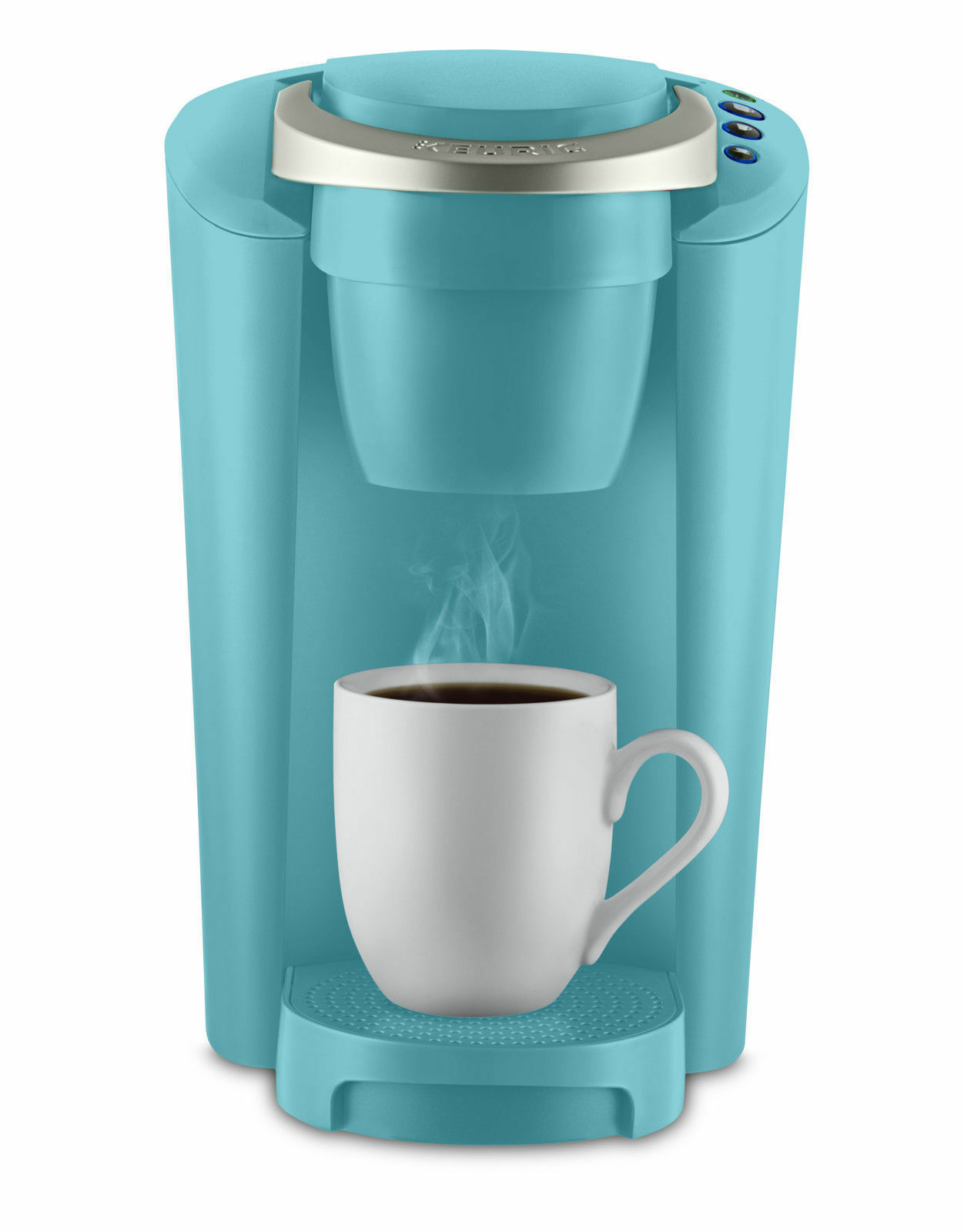 Keurig K-COMPACT Single Serve Coffee Maker-Turquoise
