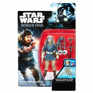 EADU STAR WARS ROGUE ONE CAPTAIN CASSIAN ANDOR FIGURE 3.75/""