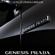 Right Side Fender GENESIS Logo Luxury Emblem For 08 09 10 11 12 Hyundai Genesis
