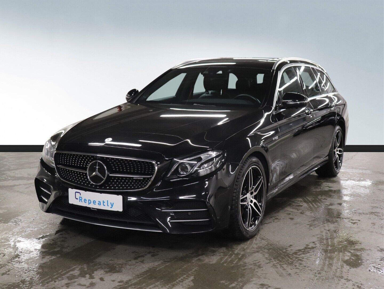 Mercedes E43 3,0 AMG stc. aut. 4Matic 5d - 3.995 kr.