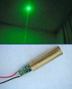 Laser-Modull-50mw-532nm-Gruen-Laserdiode-fuer-Party-Top