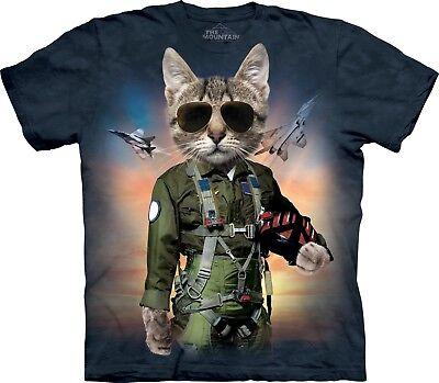 La Montagna Unisex Bambino Tom Cat-t Shirt-mostra Il Titolo Originale