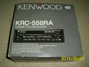 Kenwood-KRC-558RA-Autoradio-neu