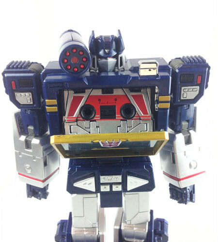 Masterpiece MP13 Soundwave Action Figure 25CM Toy Figurine New in Box