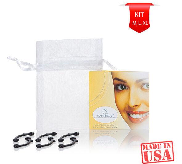 Instant Nose Correction, Nosesecret, Nose Job Alternative Kit - Nose Secret