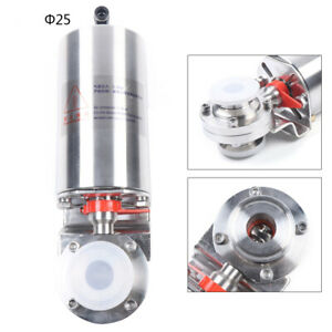 "Triclamp Sanitary Butterfly Valve Pneumatic Actuator Single-acting Repair Tool2/"""