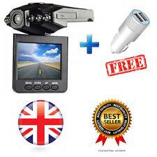 *New* HD Car Dash Cam, Motion Detection, Night Vision, DASHBOARD CAMERA IR CCTV
