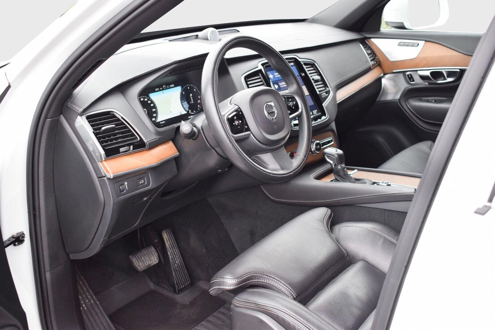 Volvo XC90 2,0 D5 235 Inscription aut. AWD 7p - billede 9