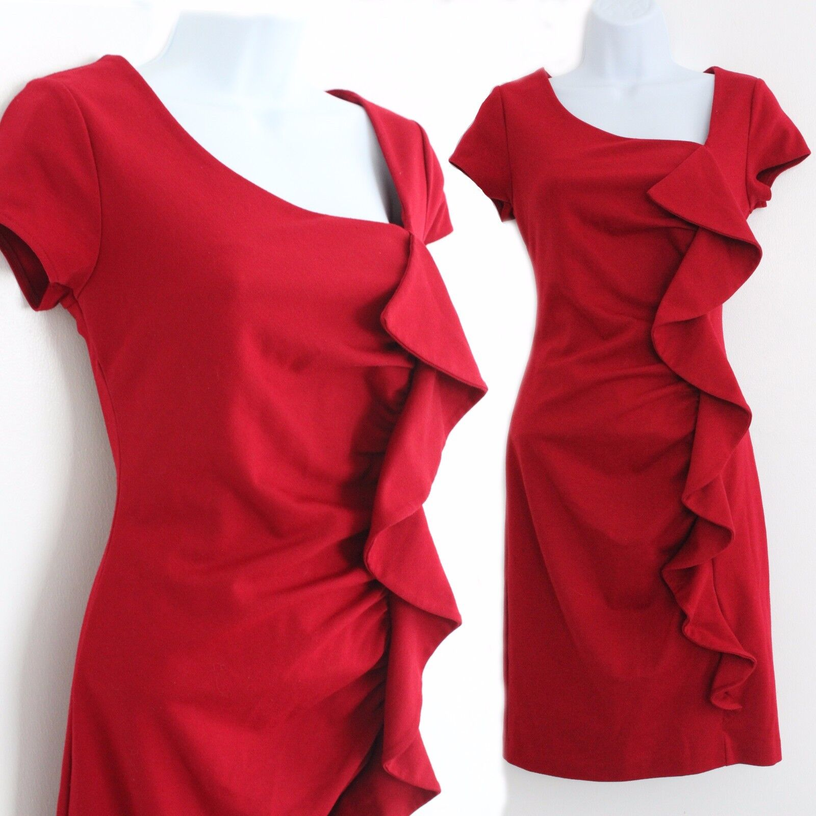 Stunning MONSOON Dress SIZE 8 Races Party Evening Wedding Occasion Casual