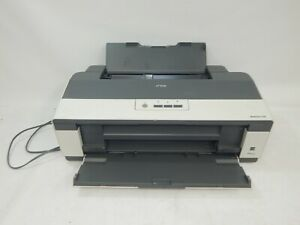 Epson WorkForce 1100 Workgroup Inkjet Printer AS IS UNTESTED