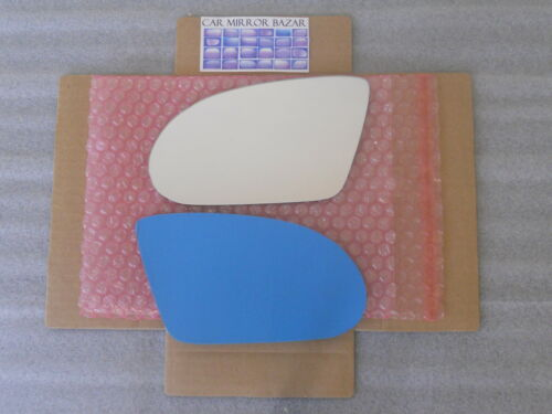 Full-Backing Adhesive LH Driver B623L  Fit 93-02 CHEVROLET CAMARO Mirror Glass