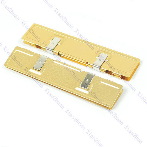 1pc Gold DDR DDR2 RAM NEW Memory Cooler Heat Spreader Heatsink