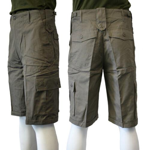 Herren Kampf Safari Schießen Jagen Sommer Shorts 2 Farben Beige Olive