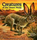 Creatures of the Desert World: Pop-up Book by National Geographic Society (Paperback, 1987)
