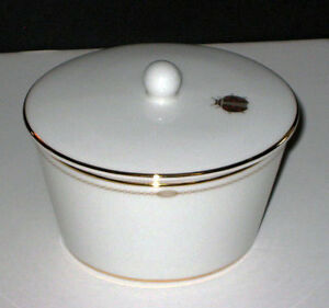 Monique Lhuillier Royal Doulton CHARMS SUGAR / JEWELRY Trinket Bowl- NEW