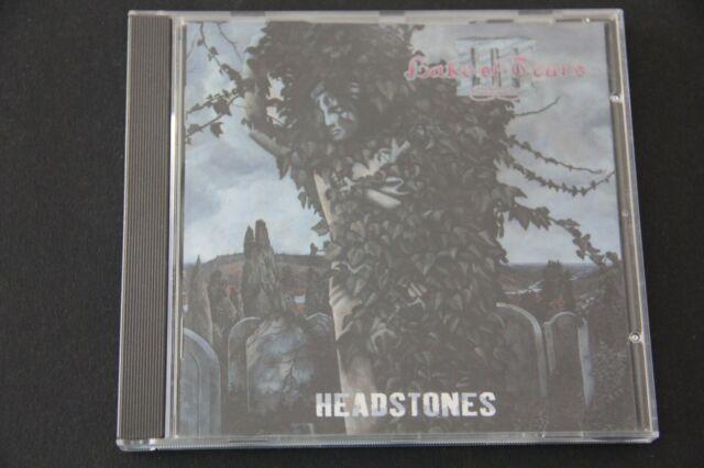 Lake of Tears – headstones CD 1st Press doom metal 1995 bmcd 72 sentenced