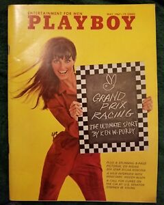 Playboy-May-1967-Very-Good-Condition-Free-Shipping-USA