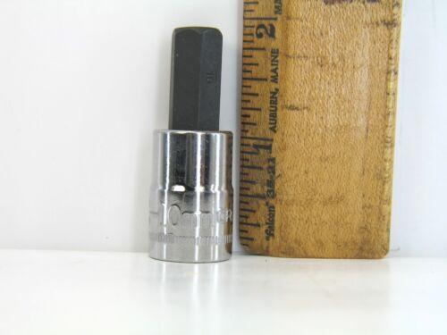 Craftsman 42679, 3/8 Drive Hex Bit Socket 10mm - Brand New