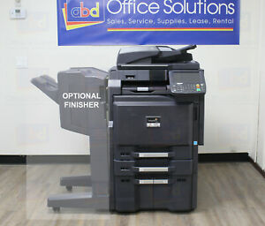 Details about Kyocera TaskAlfa 3551ci A3 Color Laser Copier Printer Scanner  MFP 4551ci 5551ci