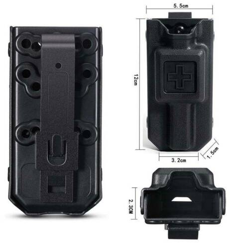 Hunting Outdoor Molle Carrier Pouch Storage Bag Box Holder Case for Tourniquet