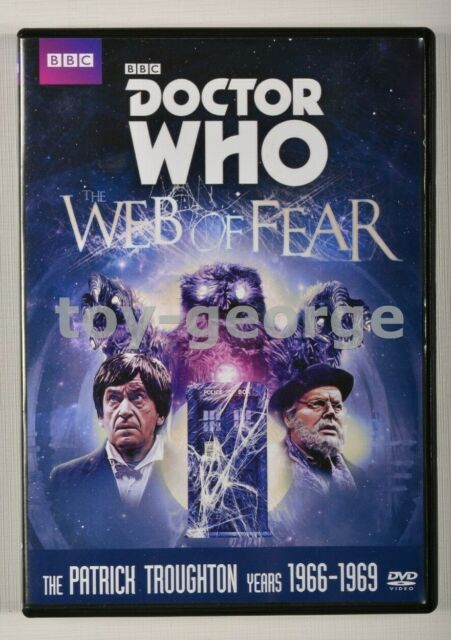 Region 1 - Doctor Who - The Web Of Fear - Story 41 - DVD