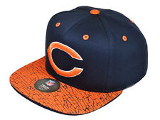 Chicago Bears YOUTH TOUCHDOWN SNAPBACK Adjustable NFL Hat = Youth Size