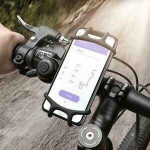 Phone-Holder-Of-Bicycle-Mountain-Road-Bike-Handlebar-Mount-Bracket-UK