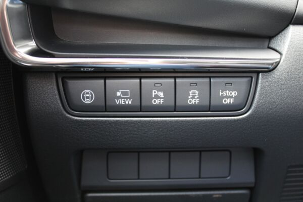 Mazda 3 2,0 SkyActiv-G 122 Sky billede 15