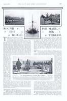 1901 Sikh  Cossack Danger Light Horsemen Crystal Palace Statue Earl Roberts