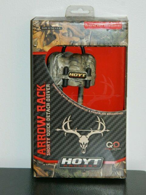 others Fuse Vector 4 Arrow Quiver-Realtree Xtra Camo Elite Hoyt Quick Detach