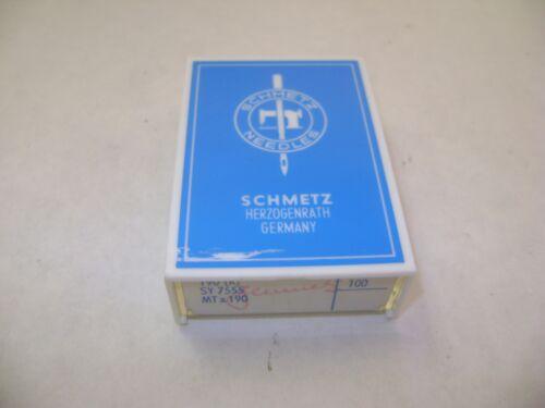 100 SIZE 80 SCHMETZ 287 WKH SEWING MACHINE NEEDLES A420