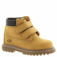 SKECHERS KIDS Mecca - Sawmill 93159N Toddler Wheat Natural Boys Shoes Size 10 Toddler M Shoes
