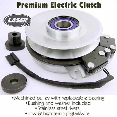 Replaces Warner 5218-31 5218-94 Woods 09232700 PTO Clutch OEM Upgrade
