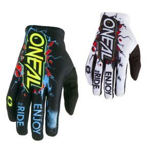 Oneal-Matrix-Motocross-Enduro-Cross-Quad-Mx-Guanti-Villain