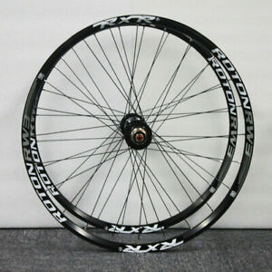 Conjunto-de-ruedas-Eje-Pasante-RXR-QR-Bicicleta-De-Montana-26-034-27-5-034-29-034-Aluminio-Aleacion
